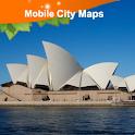Sydney Street Map logo