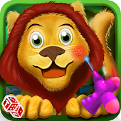 Zoo Animals Doctor – Kids Game