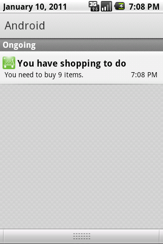 You've got shopping+ - screenshot