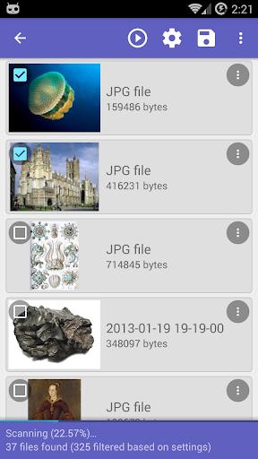 DiskDigger photo recovery 1.0-2018-01-03 screenshots 14