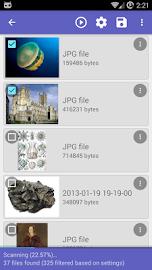 DiskDigger photo recovery Screenshot 14