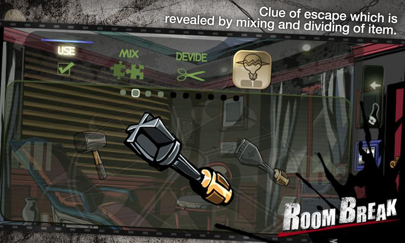 Escape games : RoomBreaker- screenshot