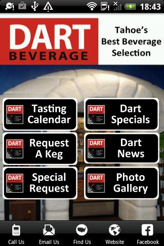 Dart Beverage Center