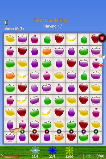 Fruit Candy Crush