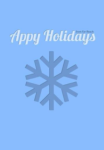 Appy Holidays from Far Reach