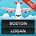Boston Logan Airport Info Pro icon