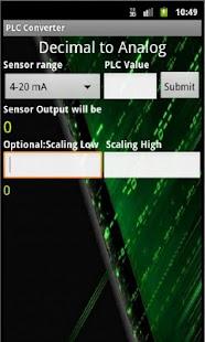 PLC Converter- screenshot thumbnail
