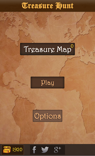 Treasure Hunt Trivia