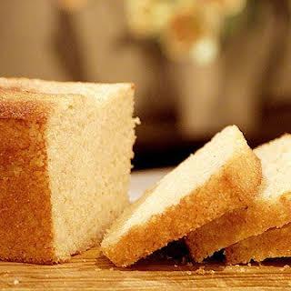 Salli's Corn Light Bread.