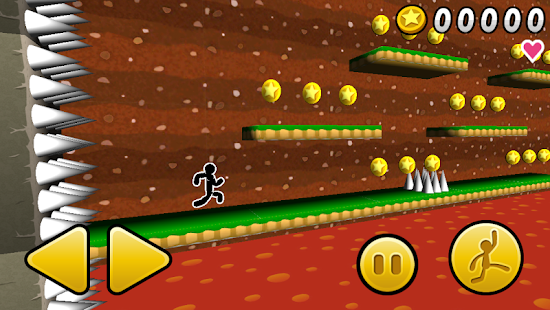 Jump de Coins 3D- screenshot thumbnail