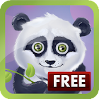 Sleepy Panda Live Wallpaper icon