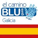 ElCAMINOenGPS_Galicia logo