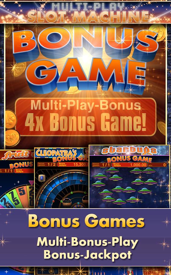 Slot machine multe