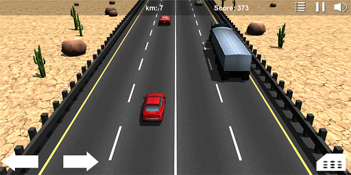 Awesome Drive Traffic Racer