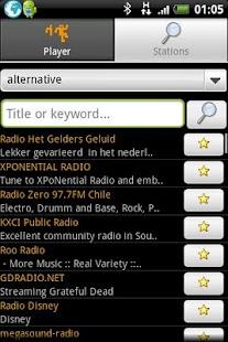 Yourmuze.FM- screenshot thumbnail