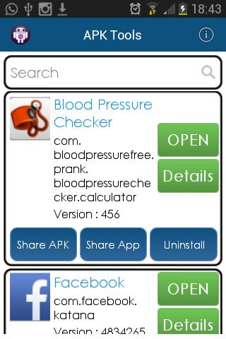 APK應用程序共享