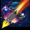 スペースシューティングのX:星の戦争 icon