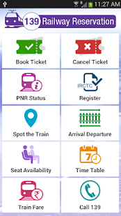 Ticket Booking and Recharge - Android Apps and Tests ...