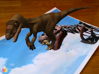 Augmented Reality EdTech Tryit- screenshot thumbnail