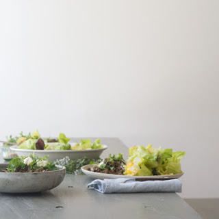 Lentils with Wine-Glazed Vegetables