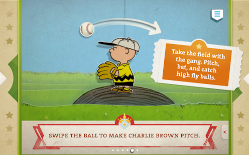 Charlie Brown's All Stars! - screenshot thumbnail