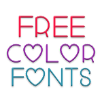 Color Fonts for FlipFont #3
