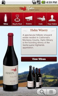 Hahn Family Wines - screenshot thumbnail