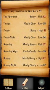 Weather Wand screenshot 3