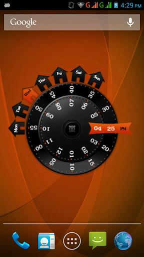 Smart Clock Live Wallpaper
