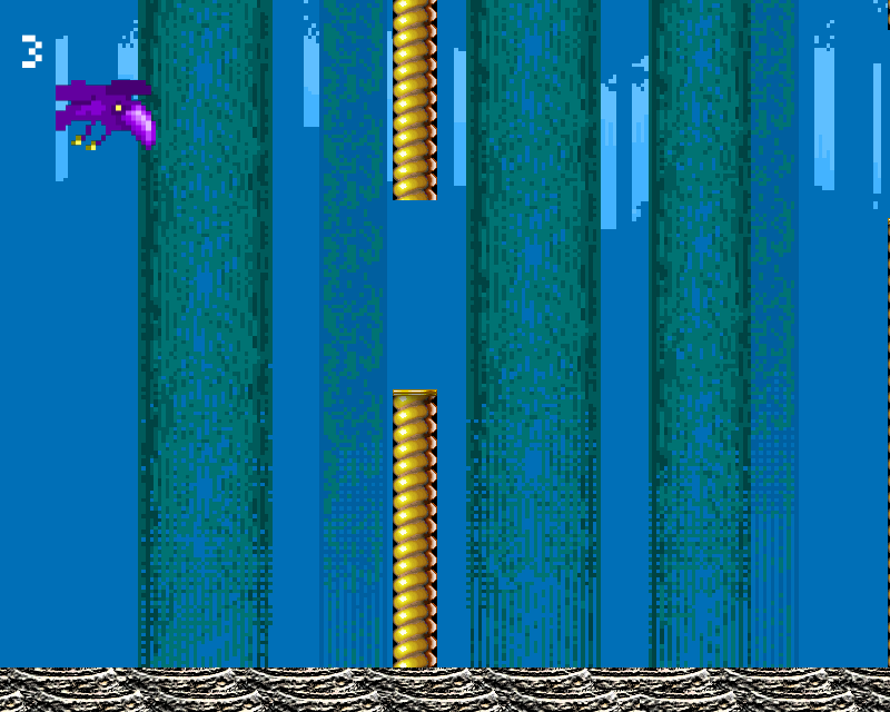 Flappy Crow - screenshot
