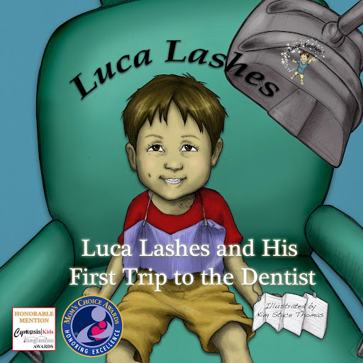 Luca Lashes Visits the Dentist