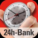24h-Bank icon