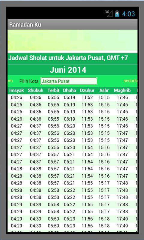 Solat Sunat Ku - screenshot