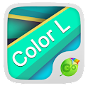 Color L GO Keyboard icon