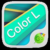 Color L GO Keyboard