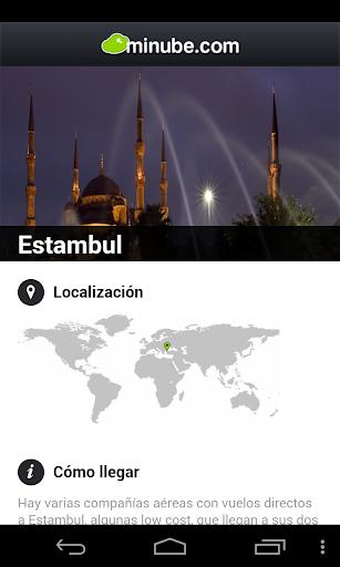 【免費旅遊App】Estambul - Istambul City Guide-APP點子