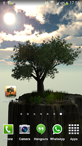 Magic Tree Live Wallpaper screenshot 16