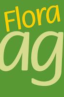 Screenshot of Flora FlipFont