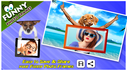 Funny photo Frames Free