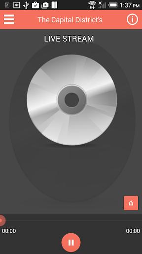 TALK 1300 Droid App