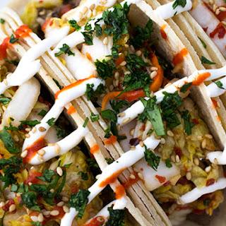Korean Tacos.