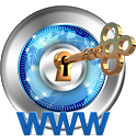 Proxy browser IP unblock sites icon