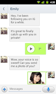 InstaMessage - Instagram Chat - screenshot thumbnail