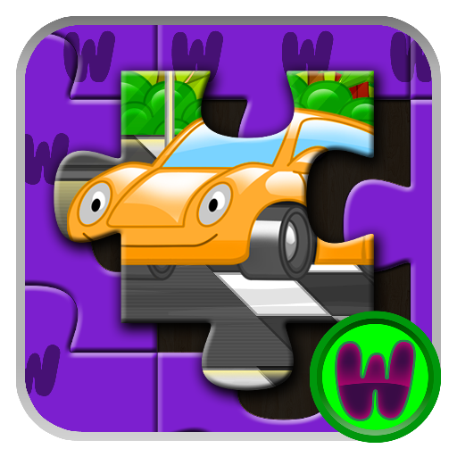 Car Jigsaw for Toddlers