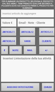 gestione agente di commercio - screenshot thumbnail