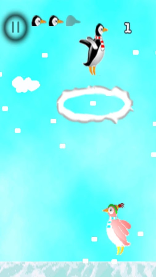 Mega Penguin Adventure - screenshot