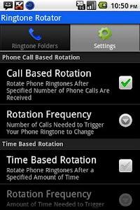 Ringtone Rotator v1.96