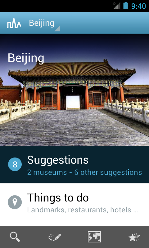 Beijing Travel Guide- screenshot
