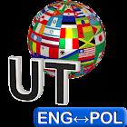 English - Polish Translator icon