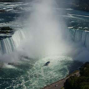 Niagra Falls by Charlene Cadman - Uncategorized All Uncategorized